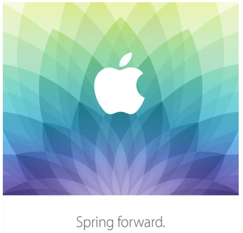 Apple outs invites