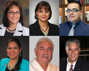 Speakers at this year's LULAC convention in Topeka